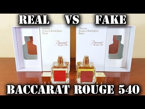 Fake Fragrance - Baccarat Rouge 540 EdP By Maison Francis Kurkdjian