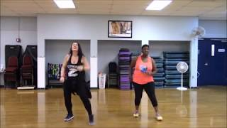 Colors ~ Jason Derulo~ Zumba®/Dance Fitness~ Warm Up