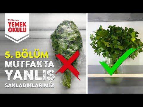 Mutfakta Yanlış Sakladığımız 15 Şey! Yiyecekleri Bozulmadan Nasıl Saklarız?   Boşa Harcama Bölüm 5-1