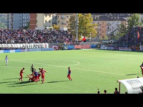 Potenza Cerignola  Gol França  1 - 0