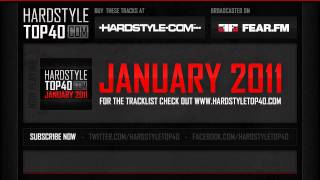 Hardstyle Top40  January 2011 (HD)