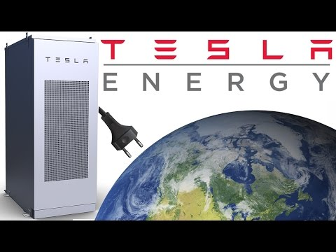 Thumbnail: Tesla Energy is Getting Serious - A Battery powered World?