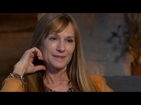 Holly Hunter Interview on Miniseries