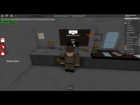 Being Admission in Iron Curtain! (Roblox)