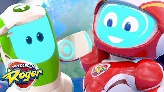 Space Ranger Roger | Full Episodes Mega Mix | Cartoons For Kids | Funny Cartoons For Children