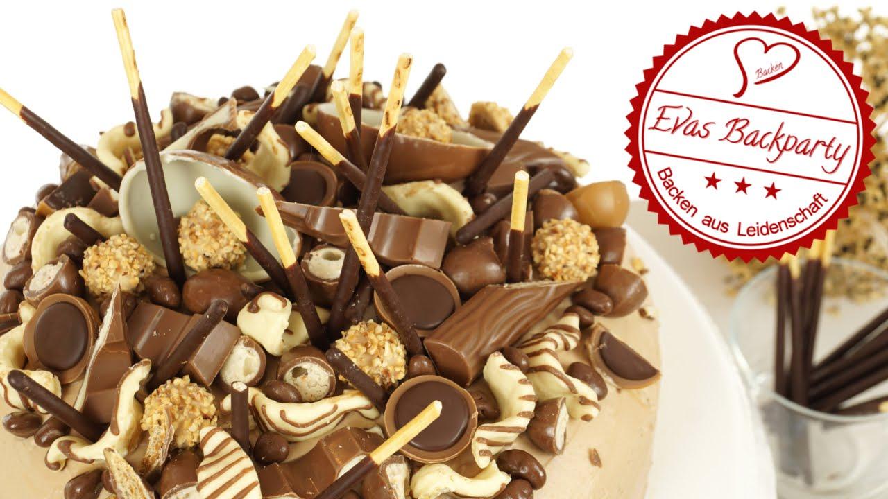 Candy Cake  Sigkeitentorte  Geburtstagstorte