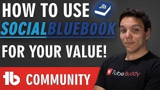 How to know your value for Brand Deals with TubeBuddy and Social Bluebook