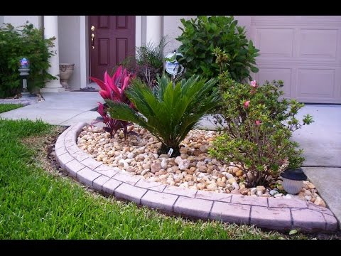 Flower Bed Ideas Flower Bed Ideas Pinterest YouTube