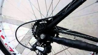 Review - Caloi Aluminium Sport 21v - Modificações