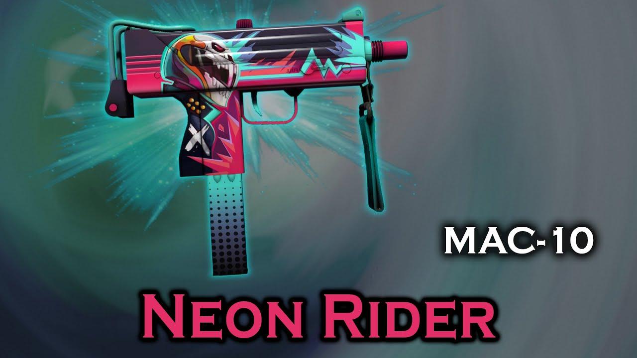 Neon Rider MAC-...