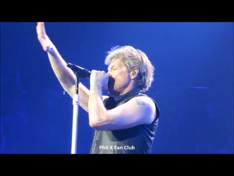Bon Jovi In These Arms @ Montreal May 18, 2018