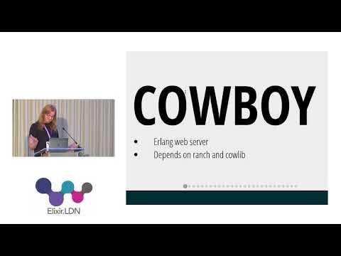 HTTP/2 Plug to Phoenix, Cowboy Too - Gary Rennie - Elixir.LDN 2017