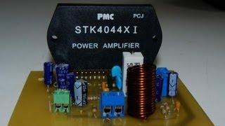 Підсилювач високої частоти (Транзистор це просто 37)