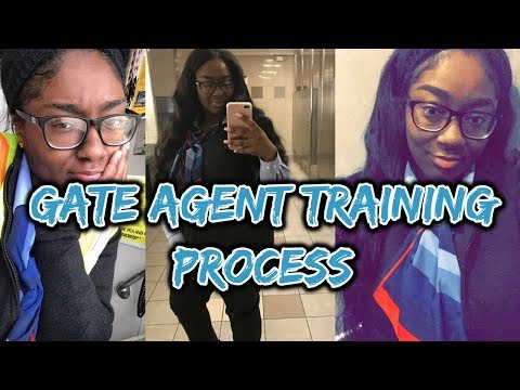 GATE AGENT TRAINING PROCESS PART 1 | CRASHPADS + RELOCATING + COMMUTING TO BASE