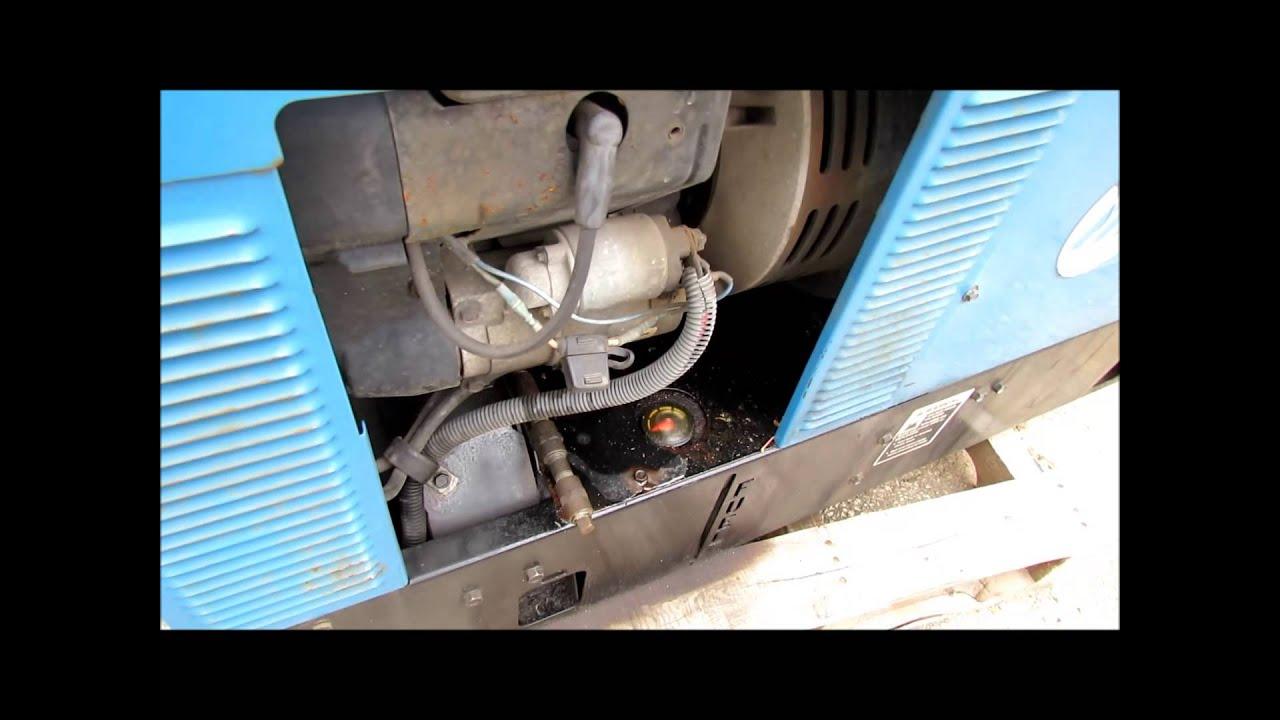 2002 miller trailblazer 301g welder generator for sale