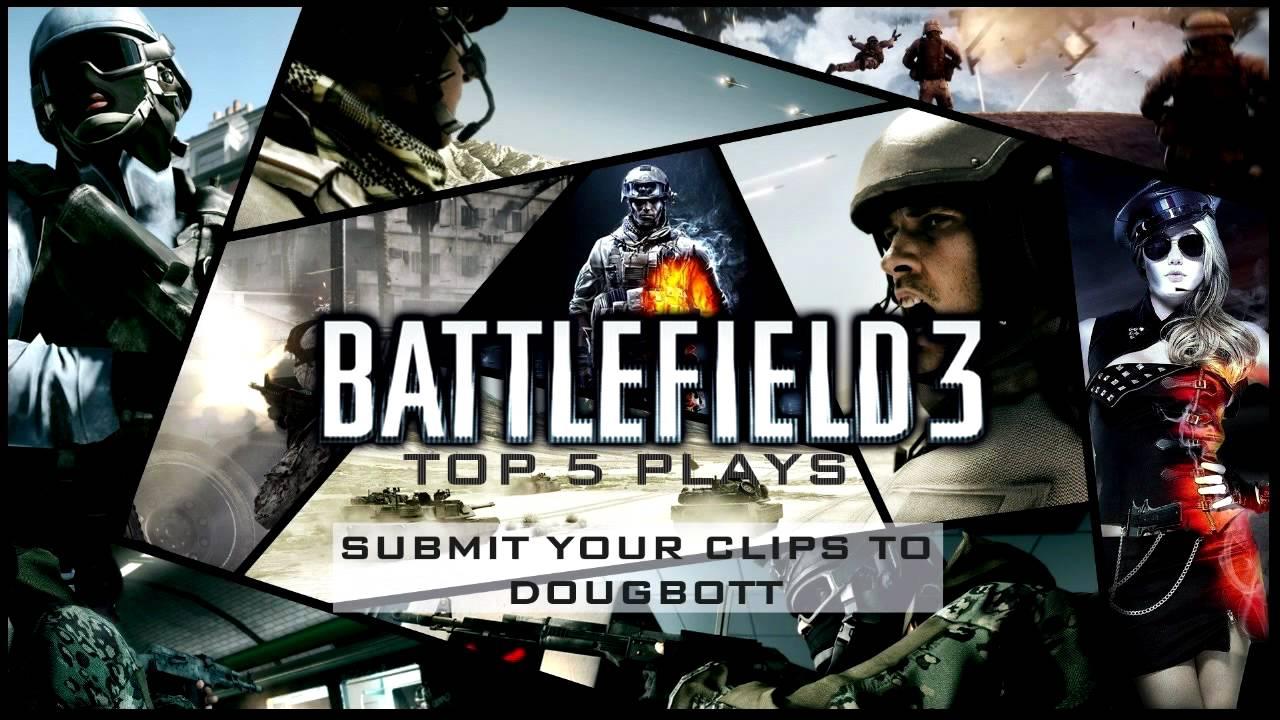 Download Battlefield 3: Top 5 Plays - Announcement