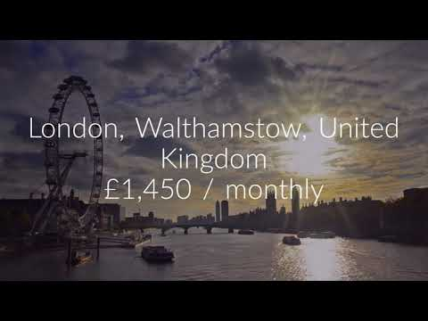 Apartment To Rent In London, Walthamstow, £1,450 / Monthly