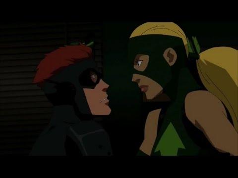 Kid Flash X Artemis Artemis completes Radi...