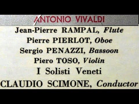 Vivaldi / I Solisti Veneti, 1960s: Three Concerti - G Minor, A Minor and C Minor