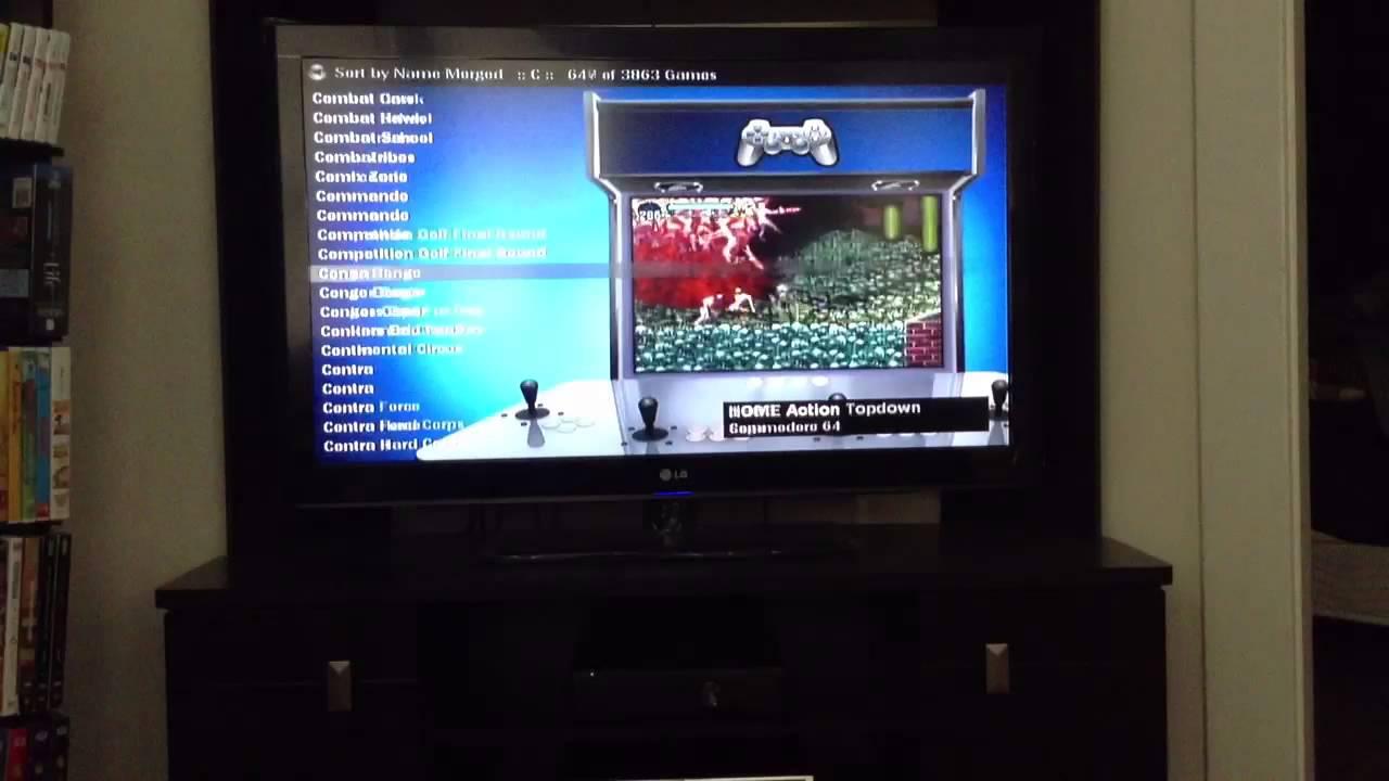 xbox emulators how to run