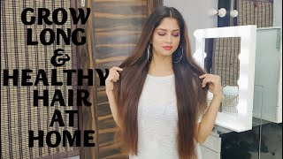 Hair growth diy treatment / stop hair fall