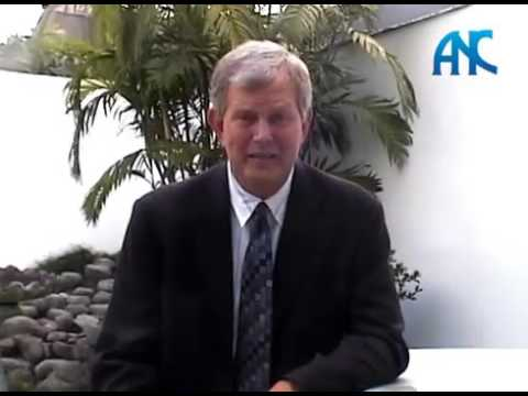"""El Antropoceno""  Dr. Peter Vitousek"