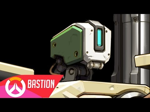Video Game Music: Song #15 | Overwatch BASTION music video Hero Song