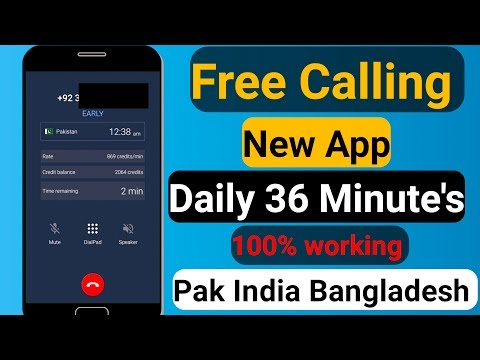 Free Calling New App_free Call To India Pakistan Bangladesh In 2019 Hindi-Urdu/by Unique Facts
