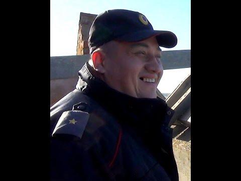 Народный участковый Правдинского района майор полиции Григорий Привалов
