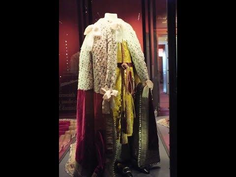 Coronation Robe King George IV
