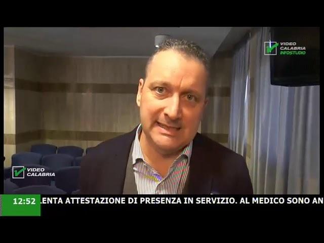 InfoStudio il telegiornale della Calabria notizie e approfondimenti - 15 Marzo 2020 ore 13.30