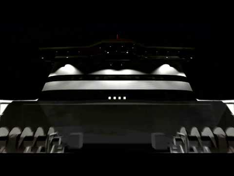 SUPERFAST XII 3D Design - Departure