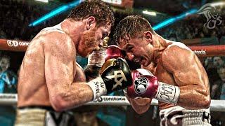 Epic Rivalry Between Canelo Alvarez and Gennady Golovkin!