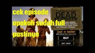 The Walking Dead Season One Full Episode - Indonesia