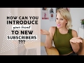 #LOVEMONDAYS: How to introduce your brand to new subscribers - Luna Vega