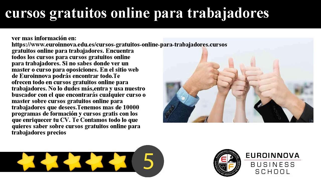 Cursos De Ingles Gratuitos Para Trabajadores Web Oficial