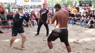 Персидский Воин против Киевца
