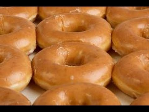 How to Make Glazed Donuts (no yeast