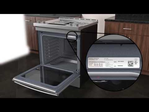 Downdraft Range Installation Animation | Jenn-Air