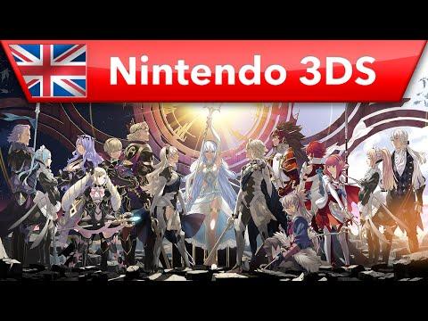 Fire Emblem Fates - Launch Trailer (Nintendo 3DS)