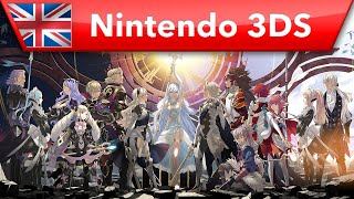 Fire Emblem Fates - Launch Trailer (Nintendo 3DS)