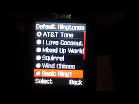 Samsung SGH-C417 (AT&T) Ringtones