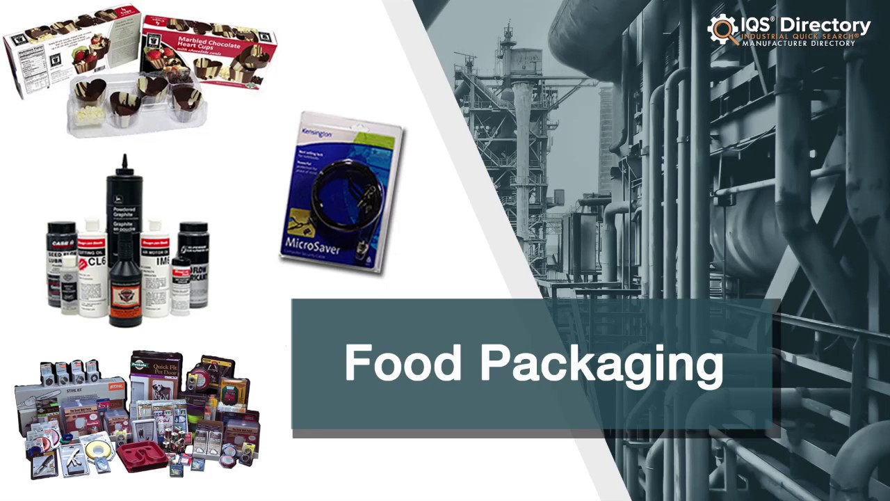 Food Packaging Companies Services | IQS Directory