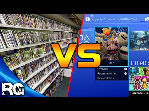 Are You Stupid To Buy Digital Games? | GreatnessDebates