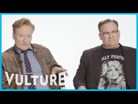 Do I Know You? Conan O'Brien and Andy Richter Find Out
