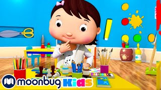 Painting And Drawing Song | Original Songs | By LBB Junior