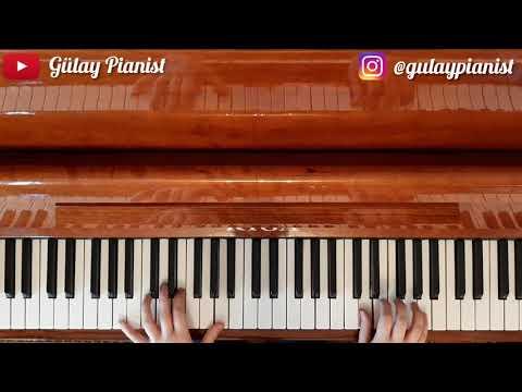 Чаки Чаки Борон - Ölərəm Onsuz (Yüreğim Meskendir Aşka) - Piano Cover