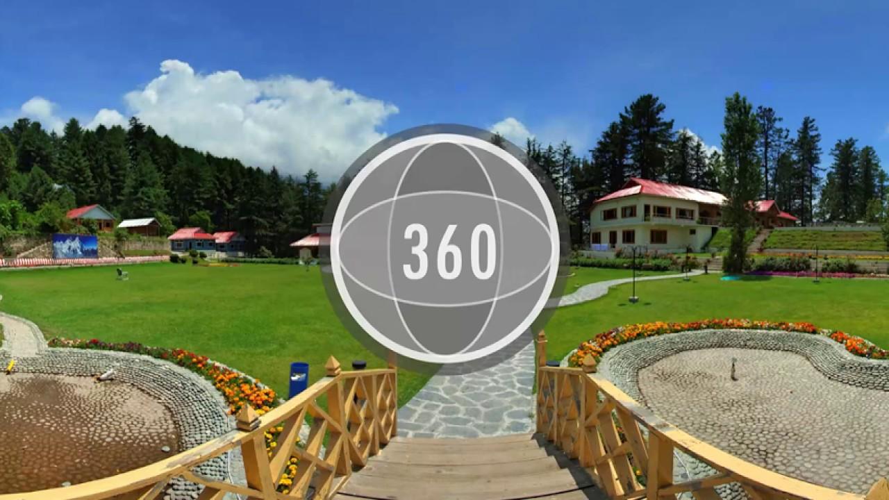 360 Virtual Tour of Pine Park Hotel and Resorts Shogran ...