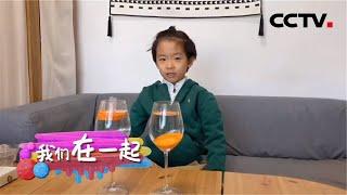 [我们在一起]科学小实验:胡萝卜小船| CCTV少儿