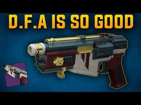Destiny 2: D.F.A is so Good  | 55 Kills |